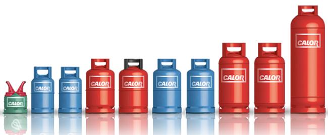 Calor Gas Refill Near Me >> Gas Bottles Sanderson S Removals Storage Auctions Shop